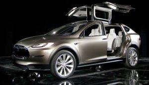 2018 Tesla SUV