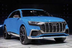 2018 Audi Q8 SUV